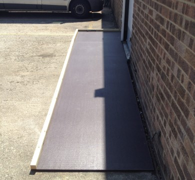 Access Ramp in Chichester