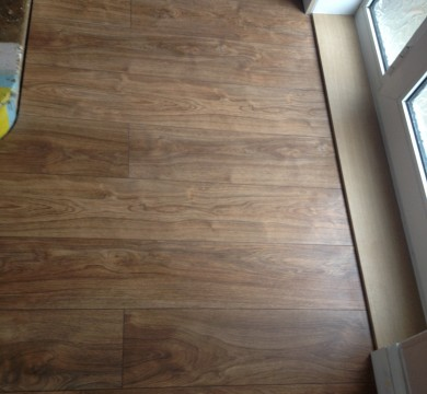 Flooring in Havant