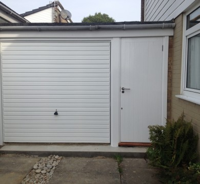 Garage Doors in Pagham