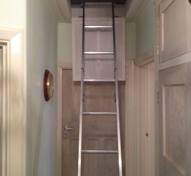 Loft Hatch & Ladder in Chichester