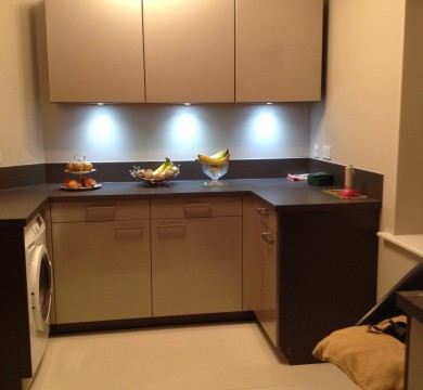 Small Kitchen add on in Bognor Regis