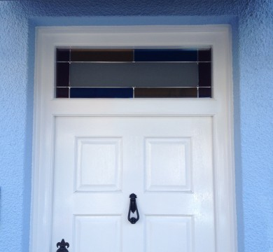 New Frame and Door in Selsey