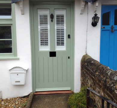 Cottage Door & Frame in Bognor Regis