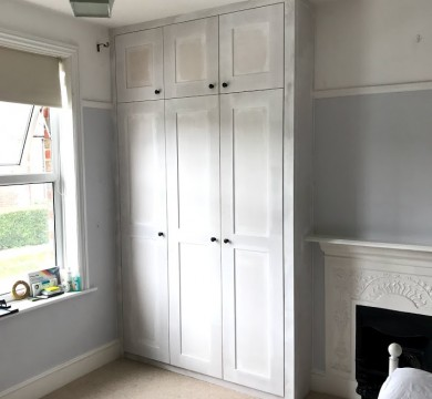 Built in Wardrobe in Chichester